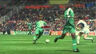 Jay Jay Okocha vs Spain
