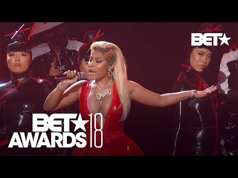 "Xxx Mp4 Nicki Minaj With A Sexy ""Chun Li ""Rich Sex Performance BET Awards 2018 3gp Sex"