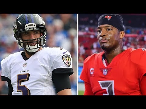 10 NFL Quarterbacks Who Will Soon GET BENCHED