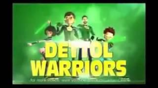 Dettol Warriors 3