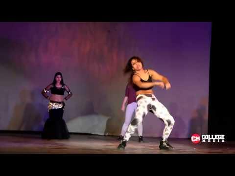 sunny leone's baby doll dance performance by iit delhi girls