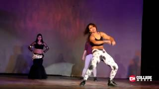 sunny leone's baby doll dance performance by iit delhi girls