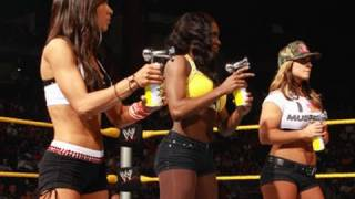 WWE NXT: NXT Rookie Diva Challenge: WWE Trivia