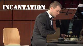 Incantation - David Hicken (Live performance by Chris Sinner)