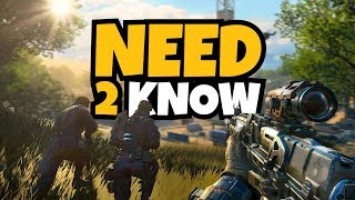 Blackout - 10 Things You NEED TO KNOW! (Call of Duty Battle Royale)