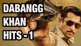 Salman Khan Top 10 Songs (HD) - Part 01 - Dabangg Khan