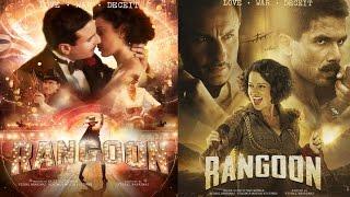 Rangoon Trailer: Kangana Ranaut, Shahid Kapoor Are Caught Amid Two Wars