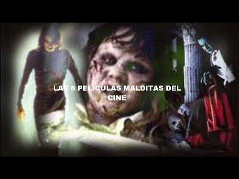 Las 8 Peliculas MALDITAS del cine Historias de TERROR detras de las peliculas