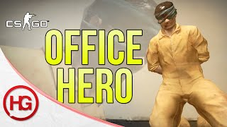 Office Hero (CS:GO Overwatch #28)