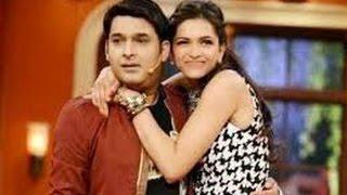 Kapil Sharma And Deepika padukone Comedy Full comedy performance 2016