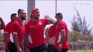 TAGATA PASIFIKA - 2017 Rugby League World Cup