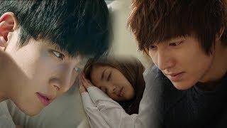 LeeMinho vs JiChangwook How To Sleep With Their Loving Eyes? [Cityhunter, Healer]