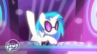 MLP: Friendship is Magic - 'DJ Pon-3 Rave' Official Music Video 🦄🎶