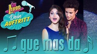 SOY LUNA - Lutteo: Que Mas Da #MusicMonday | Disney Channel Songs