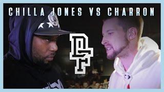 CHILLA JONES VS CHARRON | Don't Flop x Crep Protect Rap Battle