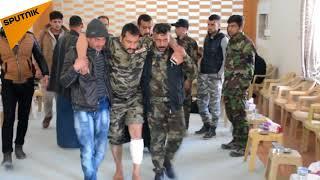 کشته شدن ساکنین استان انبار عراق در حمله ائتلاف آمریکایی