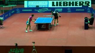 Zhang Jike vs Ma Lin - Austrian Open