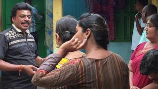 Kalyana Veedu  Behind the scenes shooting spot  Surya Roja Gopi family  Director Thirumurugan