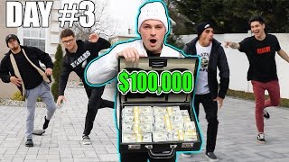 Last Standing Wins $100,000 (One Leg)