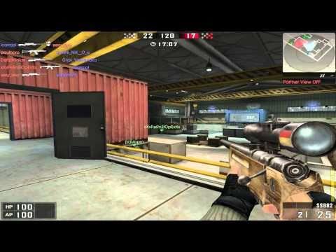 BlackShot Gameplay 2010 HD IGN DeltaMinion