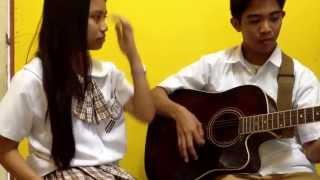 Meteor Garden -Alam mo ang ganda mo pala cover by jessa joy bayawa and jerrick navarro