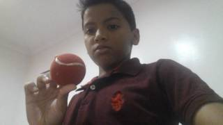 How to do the legspin and offspin with the hard tennis ball