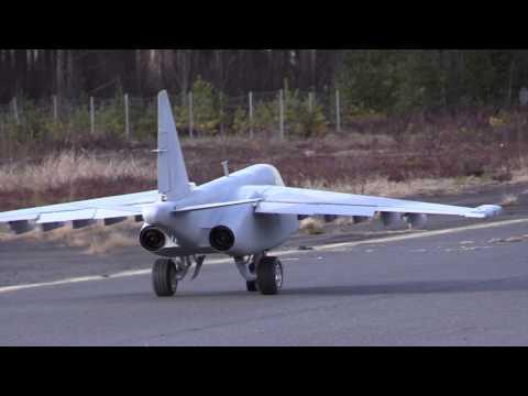 SU-25 Bomber_testing