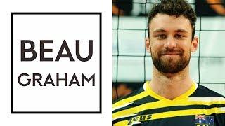 BEAU GRAHAM - The Australian Quick Blocker | VNL