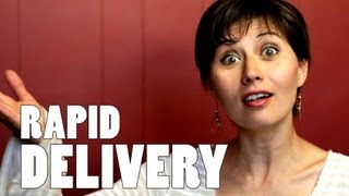 Rapid Delivery: Duck Lips, Asexuals, and Periods - 9