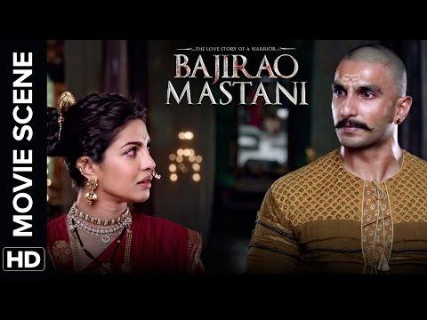 Aapne Toh Hamse Hamara Guroor Cheen Liya   Bajirao Mastani   Movie Scene