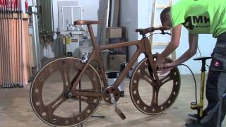 A Crowdfunding Project for a Wooden Bike