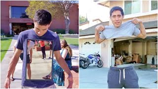 pc mobile Download BEST Zach King Amazing Magic Compilation 2018 - Best Magic Trick Ever - Best Magic Show In The World