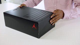 UNBOXING: Michael Jordan's favorite RETRO Air JORDAN 11
