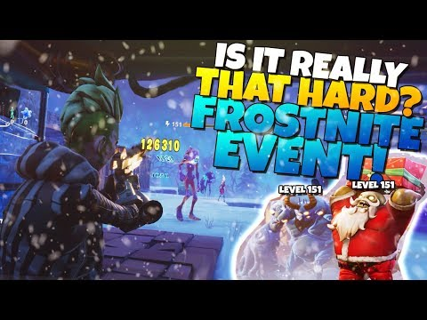 Xxx Mp4 IS IT REALLY THAT HARD NEW FROSTNITE EVENT Fortnite STW 3gp Sex