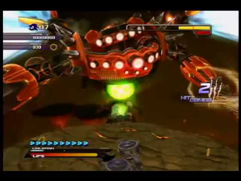 Sonic Unleashed 360 Egg Dragoon A Rank