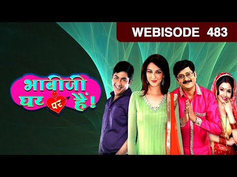 Bhabi Ji Ghar Par Hain - भाबीजी घर पर हैं -  Episode 483  - January 03, 2017 - Webisode