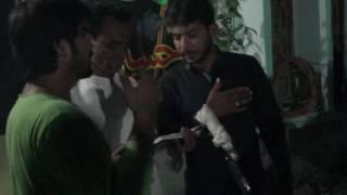 Ek Wafadar ki ghairat ka ye lagta hai asar noke naiza pe thaherta nahi Abbas(a.s) ka sir Part 1