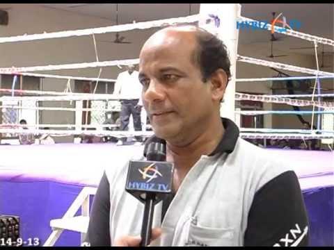 Omkar Yadav Indian Amateur Boxing Federation National Coaches Panel