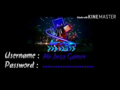 New intro Mr.brzz Gamer By we ทำไม่สวย