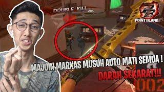 SANG ROBINHOOD! MASUK MARKAS MUSUH PAKE PANAH AUTO RATA! - Point Blank Indonesia