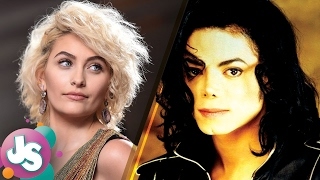Paris Jackson Walking in Michael