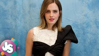 Emma Watson Reveals the One Thing That SCARES Her the Most -JS