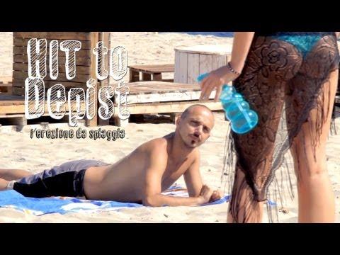 Hit To Depist L erezione da Spiaggia