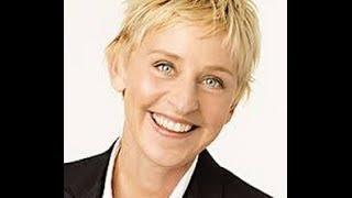 Ellen DeGeneres lied about wrinkle cream!!!