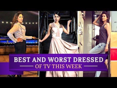 Xxx Mp4 Hina Khan Divyanka Tripathi Karishma Tanna TV S Best And Worst Dressed Of The Week Pinkvilla 3gp Sex