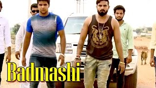 Badmashi - Superhit Haryanvi Song 2016 - Harsh Chhikara New Song - Haryana Hits