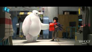 BIG HERO 6 (2014) Official HD Teaser Trailer