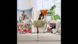 Декоративные Подушки на Диван - 2018 / Decorative Pillows on Sofa