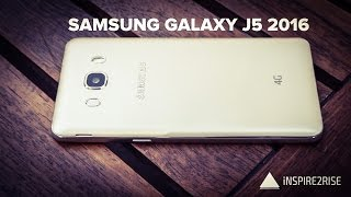 Samsung Galaxy J5 2016 hands on review
