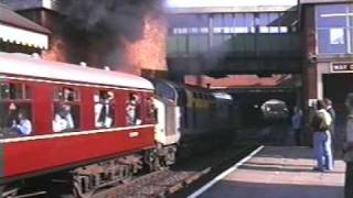 Class 37 Transrail Livery.mpg